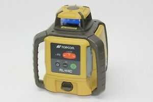 Topcon Rl h4c Self leveling Rotary Laser Only