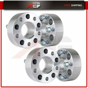 4 Pcs 5x4 75 Wheel Spacers 3 12x1 5 For Chevrolet Camaro Blazer S10 Gmc Sonoma