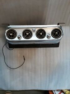 1965 66 Mustang Air Conditioning Evaporator