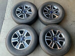 Four 2018 Ford F150 Factory 18 Wheels Tires Oem Rims 3997 Expedition Fx2 Fx4