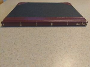 21 150 Q Boorum Pease Bound Columnar Book 152 Pages