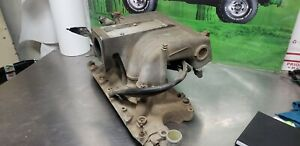 86 95 Ford Gt40 Explorer Mustang Efi Upper Lower Intake 302 5 0 87 93 Non Egr