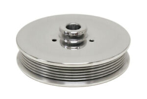 1979 93 Ford Mustang 5 0 Billet Power Steering Pulley Polished