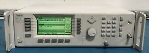 Anritsu wiltron 68077b 2c 11 16 10mhz 50ghz Synthesized Signal Generator