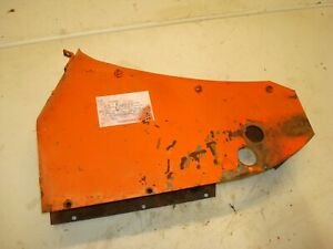 1947 Allis Chalmers C Tractor Steering Shaft Cover Tool Box
