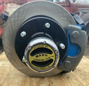 Dana 44 Front Axle High Pinion 78 79 Ford 60 Wms 5 On 5 5 1966 77 66 Bronco