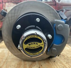 Dana 44 Front Axle High Pinion 78 79 Ford 60 Wms 5 On 55 1966 77 66 Bronco