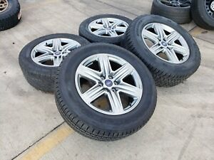 20 Ford F 150 Expedition Oem Gray Rims Wheels Tires 10172 2018 2019 2020 2021