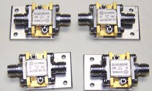 Miteq Multioctive Passive Frequency Doubler Fin 3 15ghz Fo 6 30ghz 2 92mm Tested