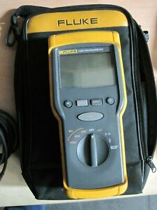 Fluke 1520 Megohmmeter Insulation Tester Isolationstester