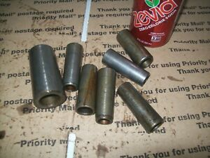 Machinists Lathe Spindle Adapter Sleeve Lot