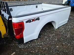 Ford Super Duty F250 F350 New Take Off 8 Truck Bed Box Fits 2017 2020 Only Nto