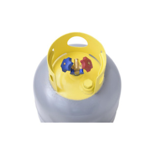 50 Lbs Capacity Refrigerant Recovery Cylinder Tank