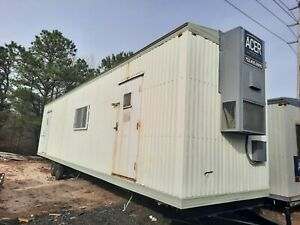 8x40 Construction Job site Office Trailer