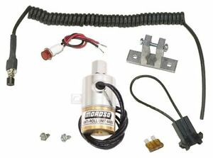 Moroso 44050 Universal Anti Roll Line Lock Kit 1 8 Npt Inlet Outlet
