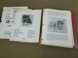 Vintage Belsaw Institute Professional Locksmith Course Manual