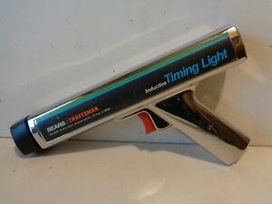 Clean Sears Craftsman Inductive Timing Light Free Quick Ship