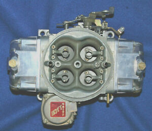 Holley 950cfm Hp Carburetor List 80497 455 454 440 80496 80498 4781 82951 850