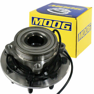 Moog Front Wheel Bearing And Hub For 2000 2001 2002 Dodge Ram 2500 3500 Abs 4wd