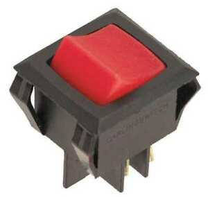Carling Technologies Lrgsck611 rs bo 125n Lighted Rocker Switch dpst 4