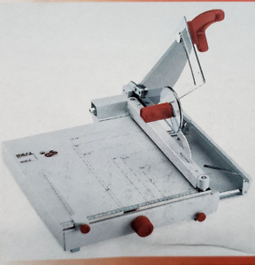Mbm Kutrimmer Ideal 1038 Paper Trimmer Heavy Duty Commercial Guillotine Cutter