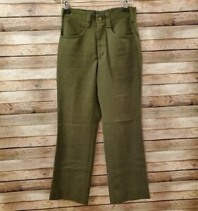 Fss Wildland Fire Fighting Forest Flame Resistant Pants 28x30 Aramid Men s
