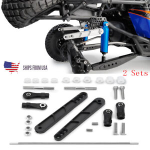 Rear Sway Bar Stabilizer Anti roll Mount For RC Axial Wraith 90048 Bombers 2 SET $21.49