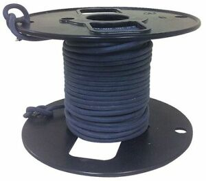 Rowe R800 0514 0 50 Silicone Lead Wire hv 14awg 5kvdc 50ft