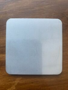 1 4 Stainless Steel Plate 1 4 X 4 X 6 Rounded Corners 304 Ss