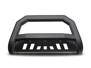 Armordillo For 2003 2017 Ford Expedition Ar Series Bull Bar Matte Black