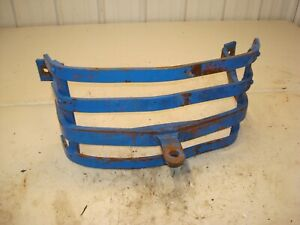 1963 Ford 4000 Tractor Front Bumper Grille Guard 800
