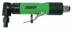 Speedaire 12v741 Right Angle Die Grinder 1 4 In Npt Female Air Inlet 1 4 In