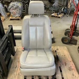 2007 Expedition Left Front Driver Power Leather Heated Cooled Memory Bucket Seat
