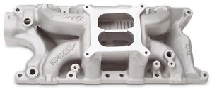 Edelbrock 7521 Performer Rpm Air Gap Intake Manifold Ford 260 289 302 5 0l