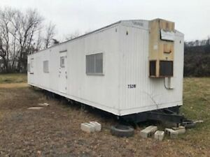 10x47 Construction Job site Office Trailer