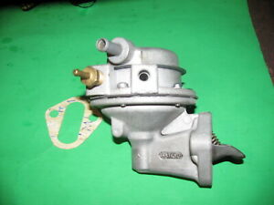 1963 1964 1965 1966 1967 Lincoln Continental Carter 3 Port Fuel Pump 430 462