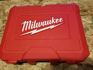 Milwaukee 5263 21 5 8 Sds Rotary Hammer Carrying Case Only Hard Case Only