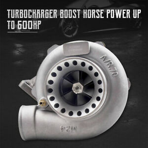 Gt3582 Universal A r 7 400 600hp Turbo Turbocharger T3 Flange 4 bolt Turbolader