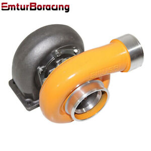 Gt45 Turbo 600 Hp T4 T66 3 5 V Band 1 05 A R 92 Trim High Performance Yellow