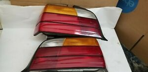 Bmw E36 Oem Convertible Coupe Taillights M3 328 325 318 323 Factory Stock Set