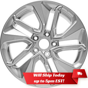 New Set Of 4 17 Alloy Wheels And Center For 2018 2020 Honda Accord 64125