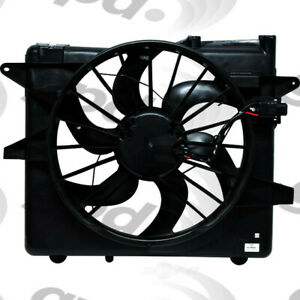 Engine Cooling Fan Assembly Global 2811565 Fits 05 14 Ford Mustang