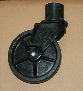 Atwood 2 Inch Trailer Jack Caster Wheel 80552 Closeout Sale