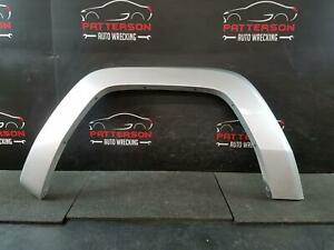 2006 Commander Left Front Fender Flare Wheel Opening Moulding Bright Silver Psb