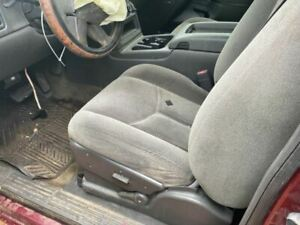 Driver Front Seat Bucket And Bench Cloth Fits 03 07 Sierra 1500 Pickup 501350