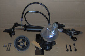 1953 Ford Mercury Flathead 8 Power Steering Set Up 1952 Also 1949 1950 1951