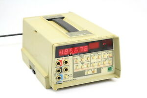 Hp 8647a Synthesized Signal Generator 250 Khz 1000 Mhz Opt h03 2