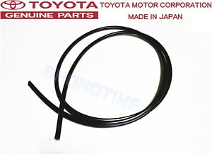Toyota Genuine Oem Jza80 Supra Mk4 Front Grass Windshield Molding Seal