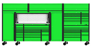New 15 5 Foot Industrial Toolbox System Rolling Toolbox Lifetime Warranty