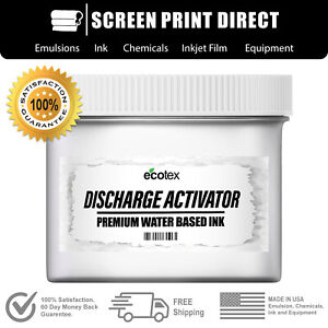 Ecotex Discharge Activator For Water based Ink 8oz